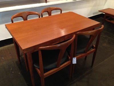 Parker Furniture Extendable Desk Table