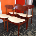 Parker Spadeback Chairs