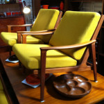 Parker Armchairs Slingback