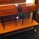 Parker Nordic Bedside Tables