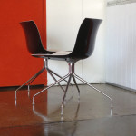 Arper Catifa Chairs