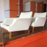 Parker Sleigh Chairs