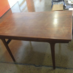 TH Brown - Jonhannes Andersen Dining Table