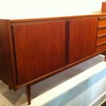 Parker lip-handle sideboard 1967