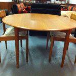 Parker Circle Dining Table