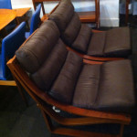 Tessa T4 Leather Chairs
