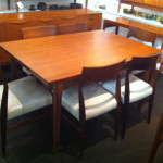TH Brown Dining Chairs