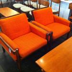 Danish Deluxe Chairs