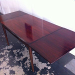 Danish Rosewood Extension Table