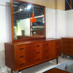 Parker Nordic Dressing Table