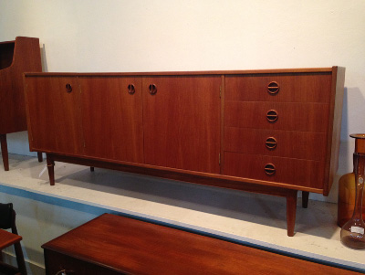 Parker Nordic Sideboard Form Before Function