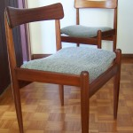 Parker Nordic Dining Chairs #105